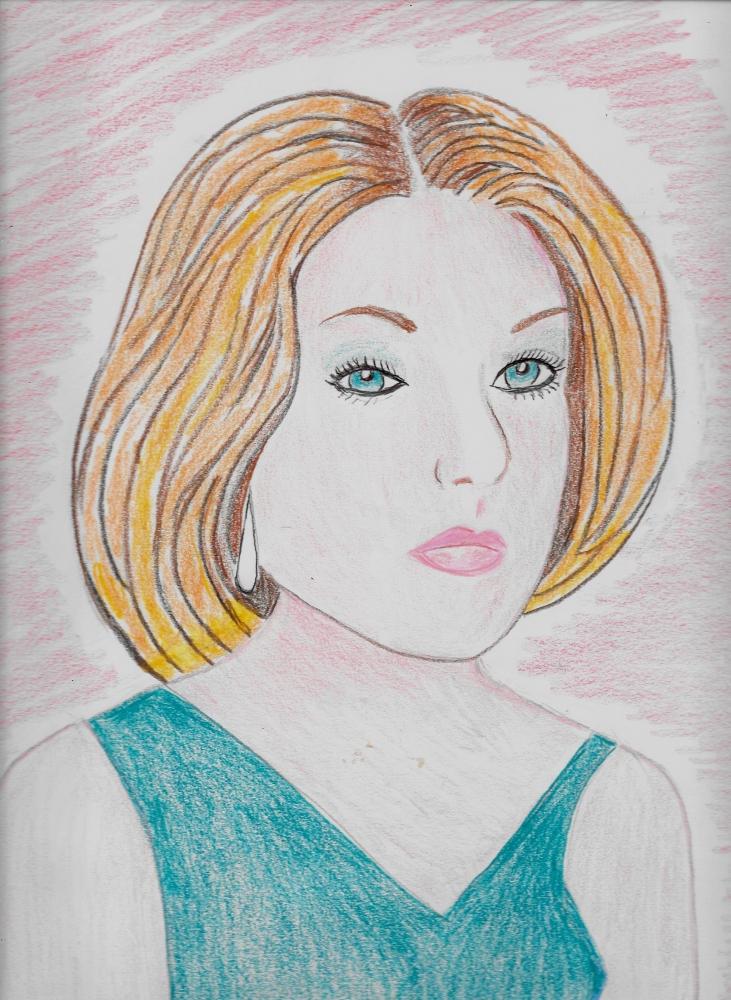 Dakota Fanning by Jeanette